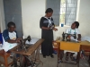 Ms. Nyakato is acting Head Teacher now